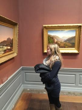 Letting my inner art critic shine