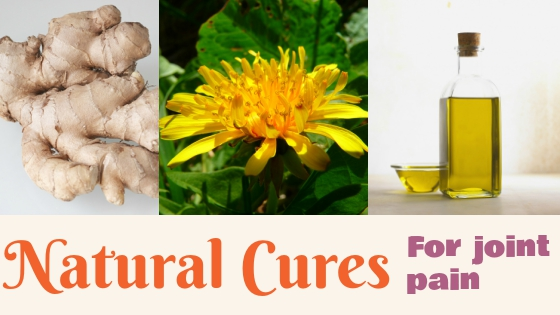 All-Natural Remedies for Joint Pain & Arthritis