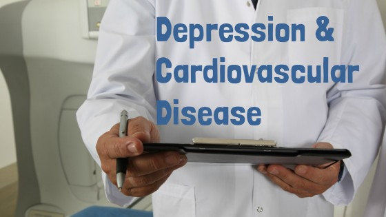 Depression + heart health are shown to have strong ties