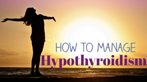 Alternate methods to cope with hypothyroidism