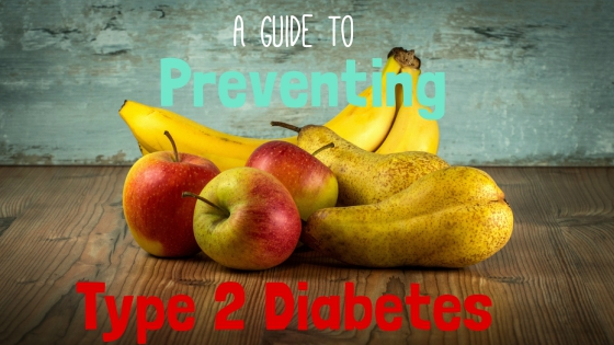 Preventing diabetes is easy!