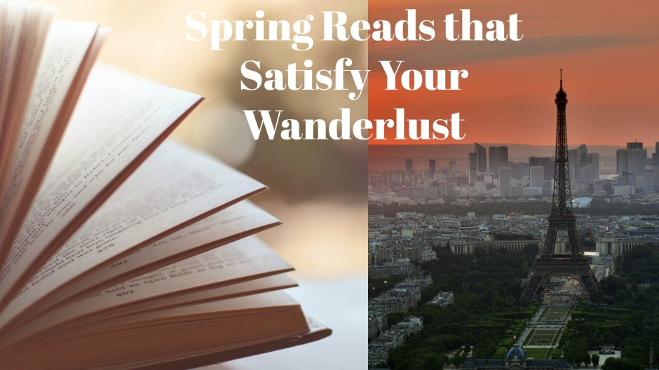Spring Reads for Travel